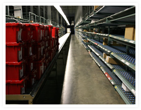 Returnable Container Management
